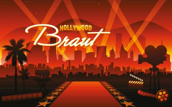 Hollywood Braut