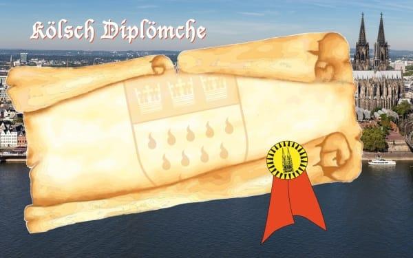 Kölsch Diplömche
